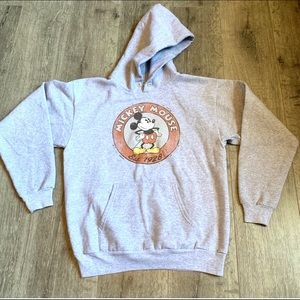 Classic Mickey Mouse Club Hoodie Sweatshirt